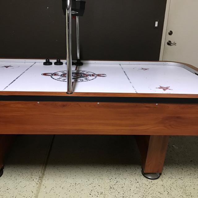 Find More Full Size Air Hockey Table For Sale At Up To 90 Off
